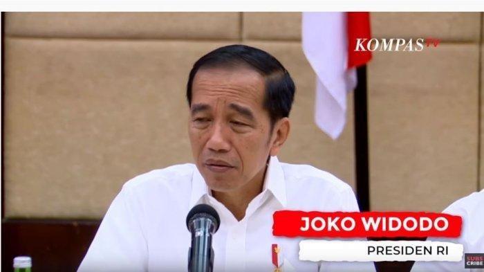Presiden Jokowi Minta Gubernur Anies Segera Normalisasi Seluruh Sungai di Jakarta