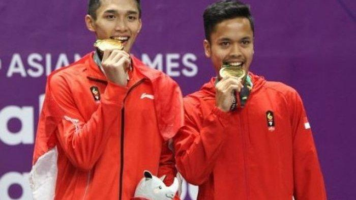 Menang Dramatis, Anthony Ginting Tembus Perempat Final Japan Open 2019