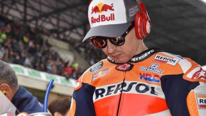 Berikut Deretan Alasan Jorge Lorenzo Pamit dari MotoGP,Cedera Hingga Perasaan Tak Aman saat Race