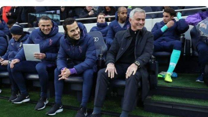 Jose Mourinho Kembali ke Liga Italia, AS Roma Kontrak 3 Tahun, Upahnya Kalahkan Antonio Conte