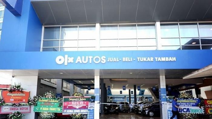 OLX Autos Buka Store Pertama di Kota Bandung, Layanan Online dan Offline Jual Beli-Tukar Tambah