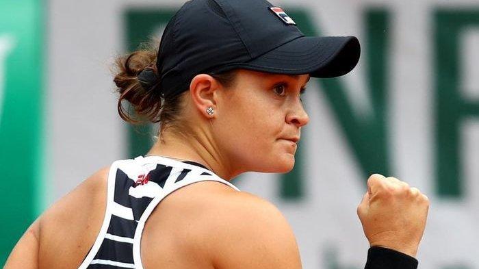 Ashleigh Barty Jadi Juara di Roland Garros, Ungguli Marketa Vondrousova