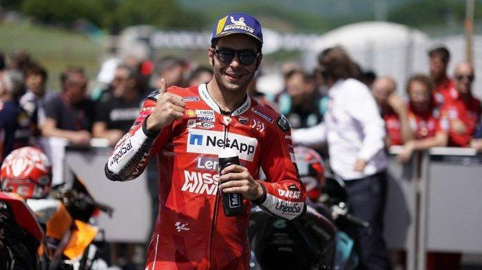 Danilo Petrucci Jagokan Marc Marquez sebagai Pembalap Terkuat di Dunia