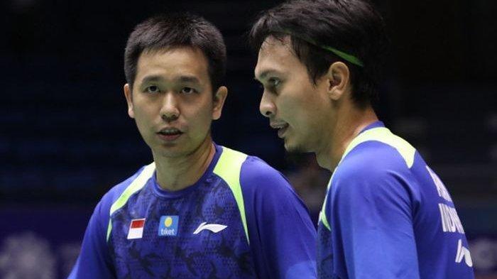 Ahsan/Hendra Melangkah ke Semifinal, Sudahi Perlawanan Ben Lane/Sean Vendy