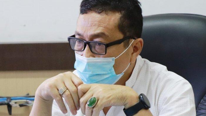 Jubir Satgas Penanganan Covid-19 Sumbar Positif Corona, Jasman: Selasa Badan Saya Mulai Meriang