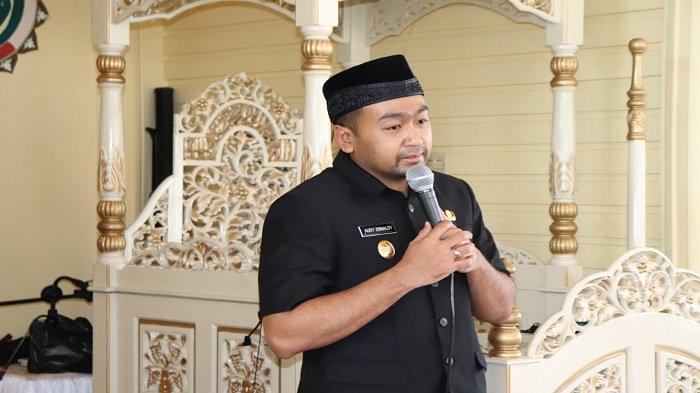 Wakil Gubernur Sumatera Barat (Sumbar), Audy Joinaldy