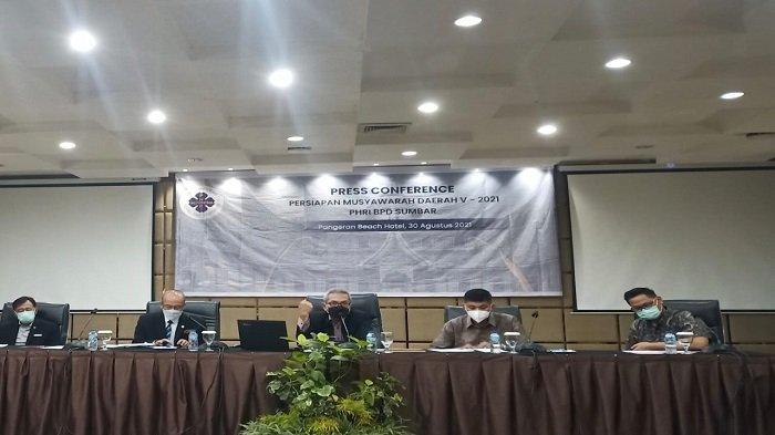 Kepengurusan PHRI BPD Sumbar Segera Berakhir Oktober 2021, Panitia Mulai Jaring Bakal Calon Ketua