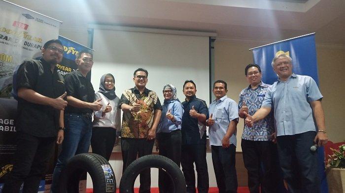 Goodyear Indonesia Promosi di Kota Padang, Hadirkan Layanan Komplit