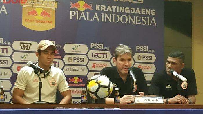 Julio Banuelos Puji Penampilan Bruno Matos saat Persija Jakarta Kontra PSM Makassar