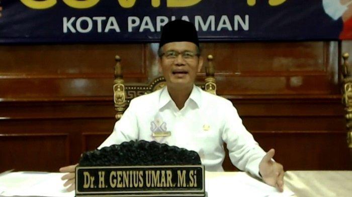 Wako Genius Umar Imbau Perantau yang Pulang Kampung Agar Lakukan Isolasi Mandiri