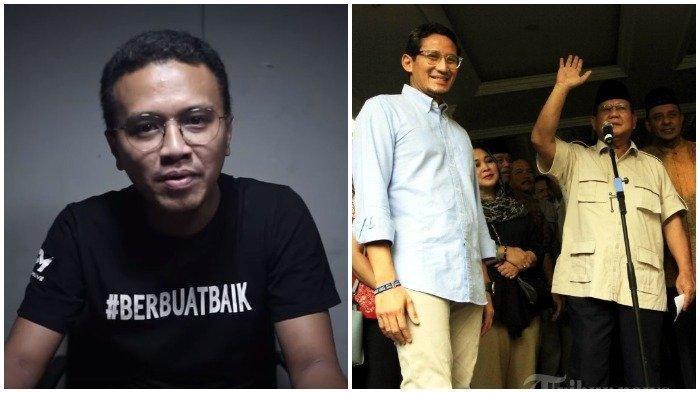 Sebut Prabowo Tidak akan Menang Pemilu di MK, Faldo Maldini: Elo Pasti Bilang Gue Pengkhianat