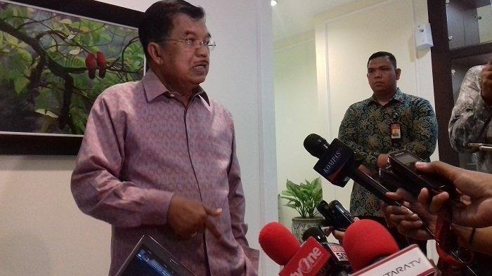 Jusuf Kalla Bertolak ke Senayan untuk Hadiri Pelantikan Jokowi-Ma'ruf