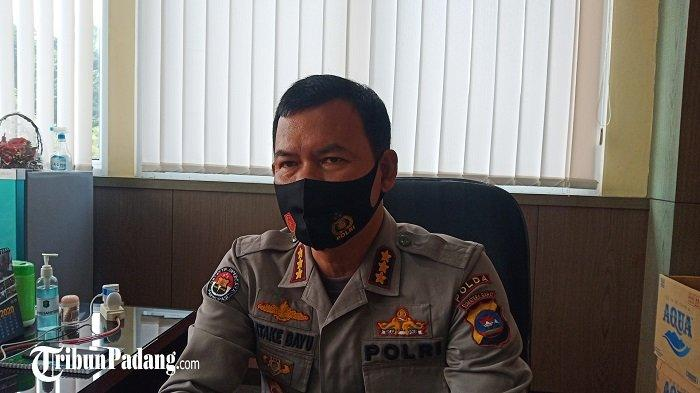 Kabid Humas Polda Sumbar, Kombes Pol Satake Bayu Setianto.