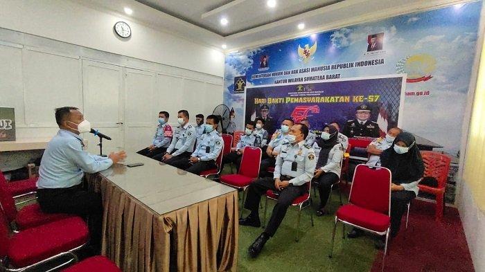 Kalapas Padang Larang Petugas Cuti Hingga 17 Mei 2021, Antisipasi Terjadinya Gangguan Keamanan