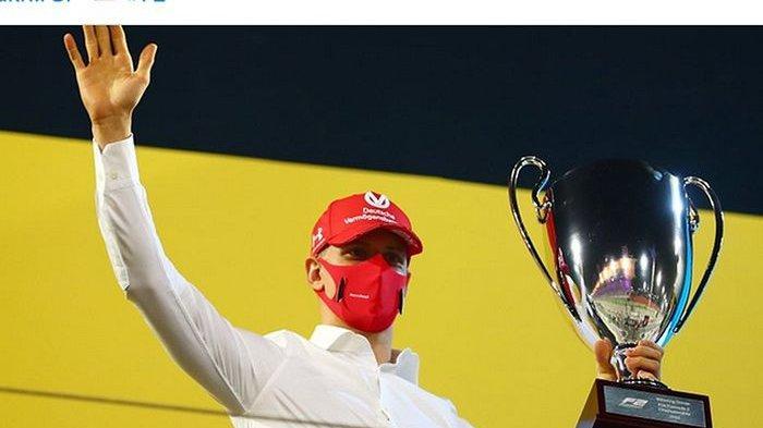 Putra Michael Schumacher Promosi ke Formula 1, Mick: Saya Belum Begitu Paham, Rasanya Jadi Juara