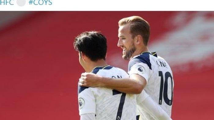 Tottenham vs Liverpool, Harry Kane Jajal Roberto Firmino Selaku Pengusung Tim Terluka