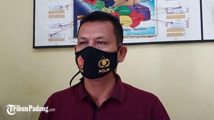 Kanit Reskrim Polsek Koto Tangah, Ipda Mardianto Padang