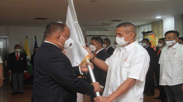 Tekad Ketua KONI Sumbar, Agus Suardi: Organisasi Solid, Tingkatkan Prestasi Olahraga di Ranah Minang