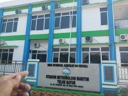 Kantor Stasiun BMKG Maritim Teluk Bayur