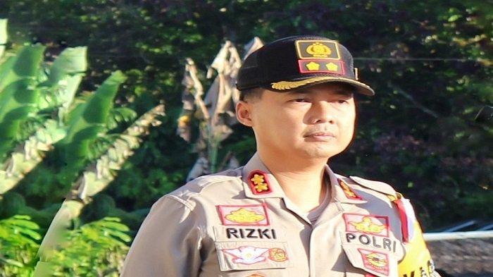 Kapolres Padang Pariaman AKBP Rizki Nugroho Minta Masyarakat Waspada Terhadap Orang yang Tak Dikenal