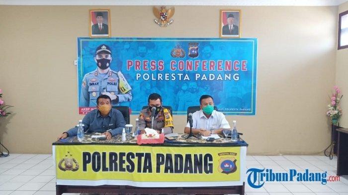'Nyanyian' Takur Ungkap Kasus Penyalahgunaan Narkoba di Padang, 1 DPO dan Rekannya Diringkus