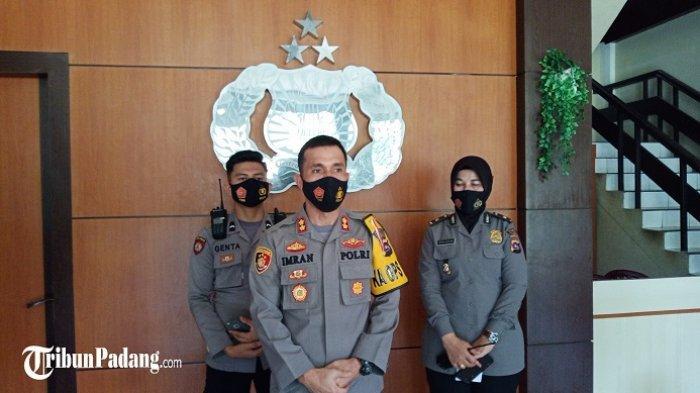 Polresta Padang Dirikan 6 Pos Pengamanan dan 4 Pos Pelayanan, Awasi Terjadinya Kerumunan