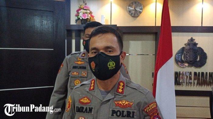 Kapolresta Padang Bagikan Tips Hindari Kejahatan, Kombes Pol Imran Amir: Jangan! Main HP di Jalanan