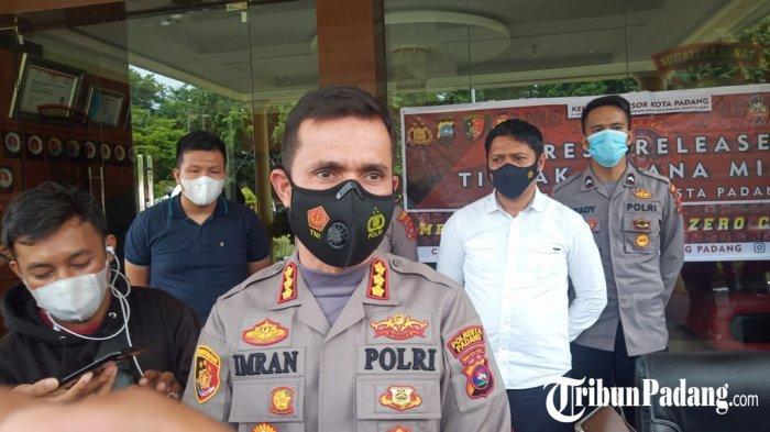 Tak Ada Pos Penyekatan di Padang, Hanya Ada 10 Pos di Keramaian, Tindak Pelanggar Protokol Kesehatan
