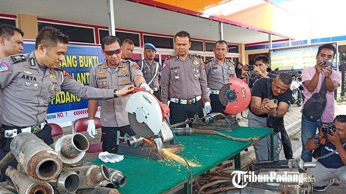 Laporan Curanmor di Padang, 65 Persen Gara-gara Kunci Tertinggal di Sepeda Motor