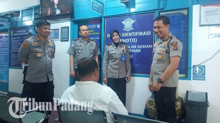 POPULER PADANG - DPRD Padang Minta Evaluasi Kinerja Sejumlah OPD  Kapolresta Sidak Pelayanan SIM
