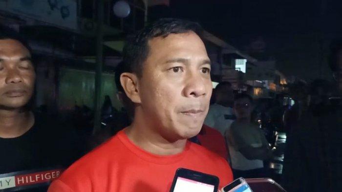 Polisi Selidiki Penyebab Kebakaran Padang Teater Pasar Raya, Laboratorium Forensik Dilibatkan
