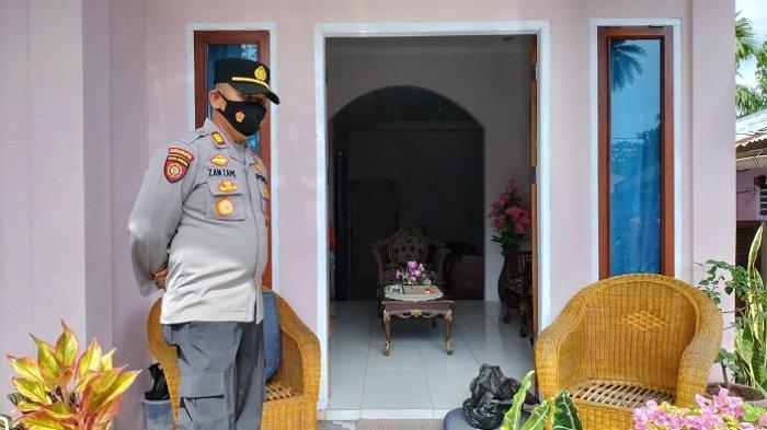 Penemuan Bayi Laki-laki di Padang Pariaman, Polsek 2x11 Enam Lingkung Lakukan Penyelidikan