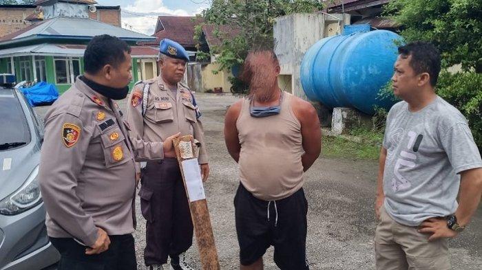 Keroyok Korban hingga Luka Robek dan Lebam, 1 Pria di Padang Ditangkap, 1 lagi DPO