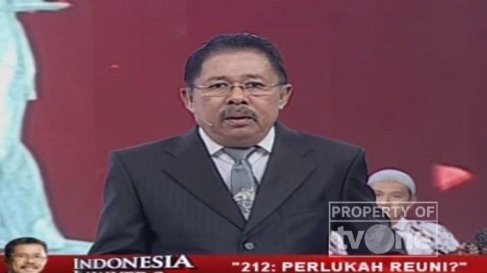 Politikus Gerindra Fadli Zon Mencolek Karni Ilyas saat Mengetahui ILC Tiba-tiba Tak Tayang