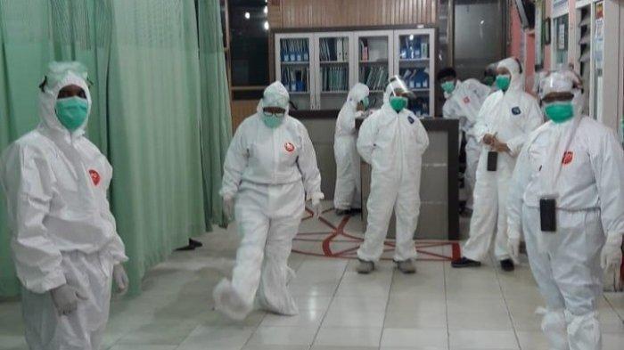 Oksigen di RS Achmad Mochtar Bukittinggi Menipis, Diperkirakan Bertahan Hingga Siang Hari