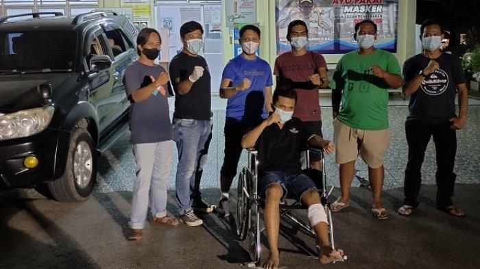 Curi Sepeda Lipat, Residivis di Padang Ditembak Gara-gara Coba Kabur Setelah Ditangkap
