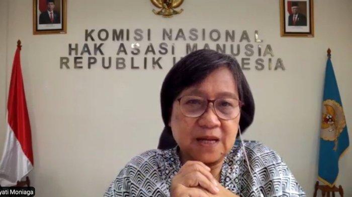 Soal Kematian Munir:Komnas HAM Surati Jokowi Percepat Penyelidikan, Dugaan Tindak Pidana Pembunuhan