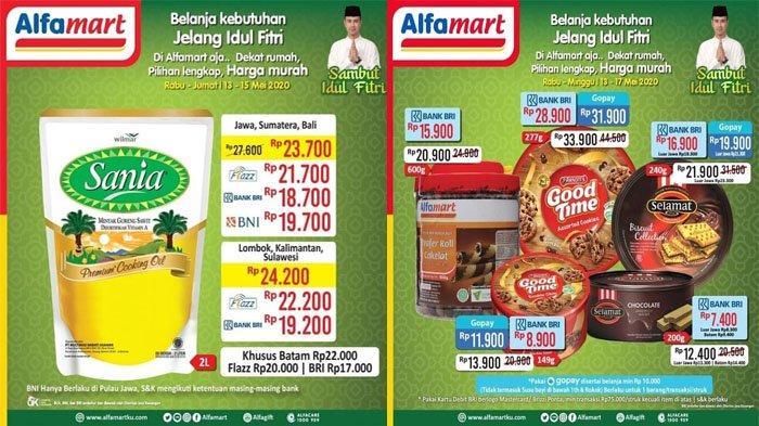 22 Katalog Promo ALFAMART Jelang Idul Fitri Periode hingga 17 Mei 2020, Ada juga Tebus Murah Rp 100