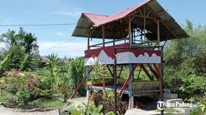 Warga Sulap Bekas Lokasi Pembuangan Sampah Jadi RTH di Padang Sarai, Dulu Langganan Banjir