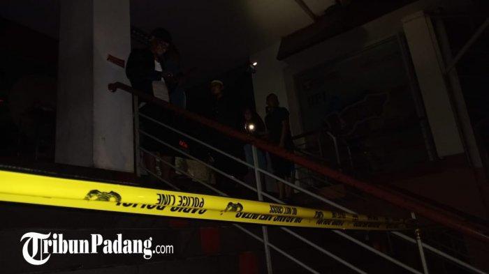 KRONOLOGI Penemuan Mayat di Pasar Ambacang, Polisi: Pertama Kali Ditemukan Oleh Pemilik Kos