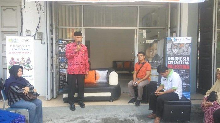 ACT Sumatera Barat Gagas Program Humanity School, Tanamkan Nilai Dasar Alquran