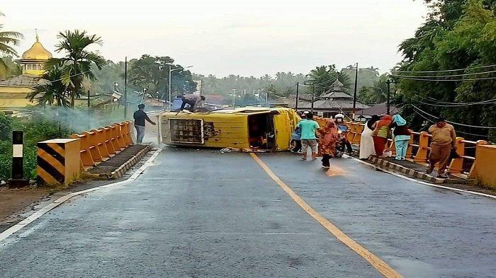 Kronologi Kecelakaan di Padang Pariaman Tewaskan Seorang Pelajar SMK