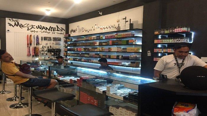 TRIBUNWIKI: Rekomendasi Store Vape yang Ada di Kota Padang