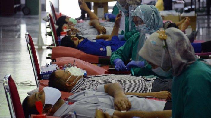 PT Semen Padang Gelar Donor Darah, Peringati Hari Kesaktian Pancasila