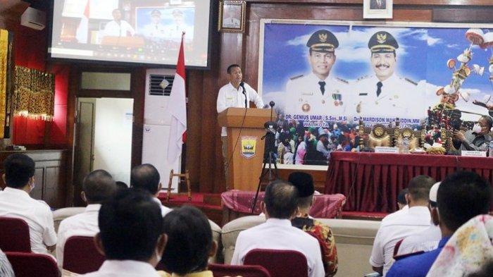 Wako Pariaman Genius Umar Revisi Ranwal RPJMD 2018-2023, Lewat Forum Konsultasi Publik