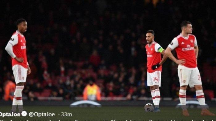 Kejutan! Arsenal Tersungkur di Villa Park, Aston Villa Jinakkan Tim Meriam London