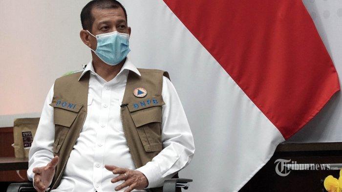 Doni Monardo Ingatkan Disiplin Patuhi Protokol Kesehatan Masa Liburan, Tetap Jauhi Kerumunan