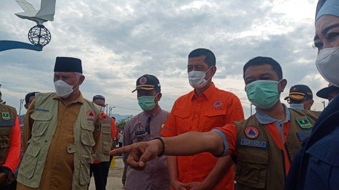 Kepala BNPB Doni Monardo Cerita Abrasi Pantai Padang, Waktu SMP dan SMA Ini Tempat Bermain Kami
