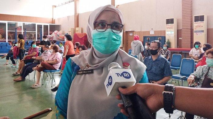 Vaksin Tahap II di Padang Tersedia 32.500 Dosis, Prioritas Lansia, ASN hingga Pelayan Publik