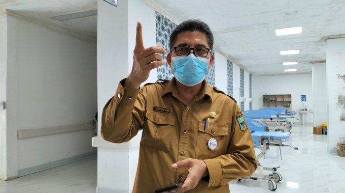 Angka Kesembuhan Covid-19 di Padang Pariaman Sudah 95 Persen, Saat Ini hanya 3 Orang Dirawat
